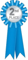 second place